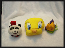 2  Wristband Rattles Developmental Toy For Infant Baby and tweety set of 3 toys