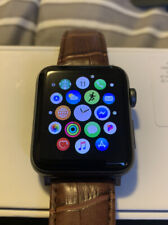 Apple Watch Series 3 42mm Space Gray Aluminium Case. GPS/Cell Multi Carriers.