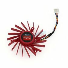 For ATI Radeon HD3850 HD4850 PLD06010B12HH VGA Video Card Fan Displacement New!