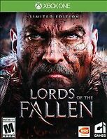 Lords of the Fallen -- Limited Edition (Microsoft Xbox One, 2014) Barely Used