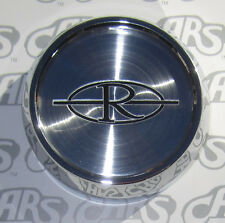 "Buick Riviera Chrome Wheel Cap.  1971-1981. For 2"" hole."