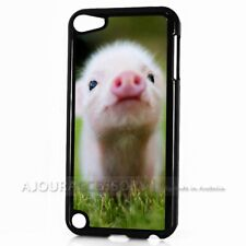 ( For iPod Touch 6 ) Back Case Cover AJ10247 Cute Baby Pig