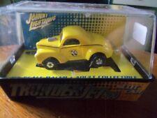 Johnny Lightning Thunderjet Rare John Moon Eyes Willys Gasser Ho Slot Car Nos 2