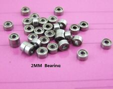 Inner Diameter 2mm 2.5*5mm Standard Ball Bearing Axle Parts K121