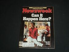 1984 DECEMBER 17 NEWSWEEK MAGAZINE - POISON GAS VICTIMS IN INDIA - NW 342