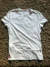 PRADA Sport Ladies Womens T-Shirt Top (White) Size Extra Small XS