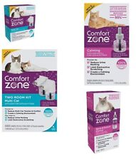 Cat Comfort Zone Feliway Refill OR Diffuser OR Spray OR  Pkg OR Multicat DEAL!