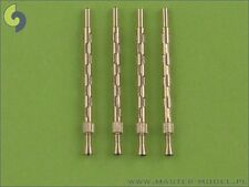 Master 1/48 British Mk 2 Browning 0.303 cal barrels w/ flash hider 4pcs # 48026