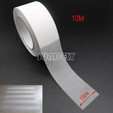 """Anti slip tape 4"""" Roll Clear grit flooring adhesive Safety grip safe (non skid)"""