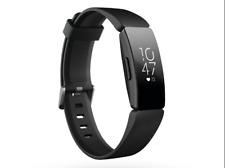 NEW Fitbit Inspire HR Fitness Activity Tracker Black FB412BKBK S code