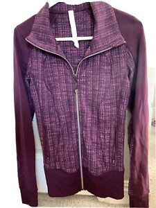 lululemon Women Full Zip Jacket size 6