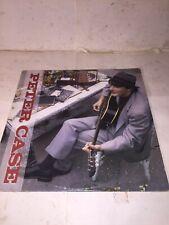 Peter Case 1986 Self Titled Debut Geffen Vinyl LP 1st Pressing 1A/1B Matrix
