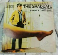 SOUNDTRACK: The Graduate LP Soundtrack & Cast Simon Garfunkel XSM 136048