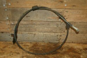 1965 1966 Ford F100 F250 pickup Truck Speedometer Cable used original