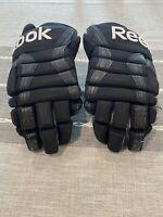 Reebok HG 9000 Padded Ice Hockey Gloves 13 inch 33 cm Black