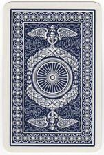 Playing Cards 1 Single Swap Card Old Vintage Narrow BICYCLE BIKE WHEELS + WINGS