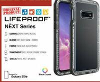 LIFEPROOF Next Samsung Galaxy S10e Shockproof Rugged Protection Case Stylish