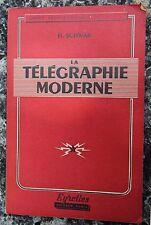 La Telegraphie Moderne H Schwab