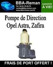 Réparation - Pompe direction assistée Opel Zafira, Astra