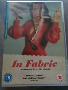 In Fabric [DVD][Region 2] Peter Strickland