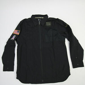 New York Giants Nike OnField Jacket Men's Black New with Tags
