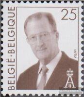 Belgien 2806 (kompl.Ausg.) postfrisch 1998 König Albert II.