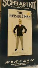 "UNIVERSAL MONSTERS ""THE INVISIBLE MAN"" Vintage 1/6 scale model kit by HORIZON"