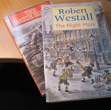 The Watch House AND The Night Mare 2 @ Robert Westall titles  Master Storyteller