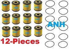 Volvo  C70/S40/S60/S80/V40/V70/XC/ 12-Pieces  Oil Filter