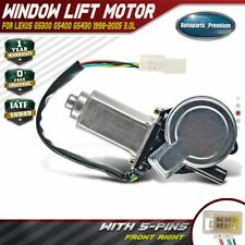 Window Lift Motor For Lexus GS300 GS400 GS430 Front Right Passenger W/ Anti-Clip