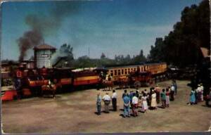 (qi1) Knott's Berry Farm: The Ghost Town and Calico Rai