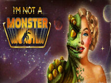 I am not a Monster PC Steam Digital (SAME DAY DELIVERY)