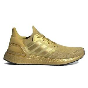 NEW IN BOX! MENS ADIDAS Ultraboost 20 Gold CASUAL RUNNING SNEAKER EG1343 8.5-11