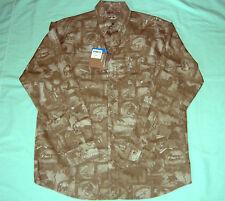 "Columbia Sportswear ""Outdoorsman Lodge"" L/S Shirt - M - NWT"