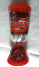 DISNEY - CARS 2 - Glass with Straw - Volume 275ml
