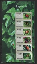GB 2016 POST AND GO LADYBIRDS (P&G 23)