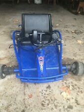 Rechargeable Blue Go Kart