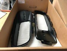 BMW Genuine Front Fog Light Trim Piece Set L & R - 51117172450 For E70 X5  - New