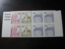 BERLIN GERMANY Mi. #MH 10 mint MNH stamp booklet! CV $13.25