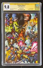 RARE CGC SS 9.8 Quesada 1:500 Uncanny X-Men #1 Hidden Gem Color Virgin Variant
