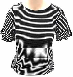 ARMANI EXCHANGE WOMAN T-SHIRT SHORT SLEEVE CREW-NECK 3ZYMAG YJS6 WITHOUT TAG