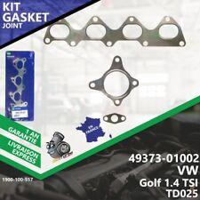 Gasket Kit Joint Turbo VW Golf 1.4 TSI 49373-01002 4937301002 TD025 CAXA-557