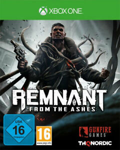 Remnant From the Ashes Xbox One Disc