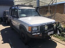 Wrecking Land Rover Discovery 2 Td5 and V8