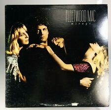 Fleetwood Mac Mirage EX Vinyl Tested 1-23607 1ST Press Lyric/Pic Sleeve 1982