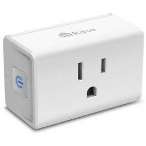 TP-Link EP10 Kasa Smart Wi-Fi Plug Mini - No Hub Required