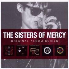 "SISTERS OF MERCY ""ORIGINAL ALBUM SERIES"" 5 CD NEU"