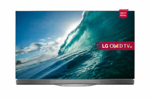 LG OLED55E7N 55'' UHD 4K Smart HDR OLED TV Wifi WebOS Freeview DISPLAY FAULTS...