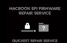  MacBook EFI Firmware Password Lock Removal  2009 - 2017 Models 