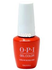 Opi GelColor New Gel Nail Polish Soak-Off Gc F81- Living On The Bula-vard!